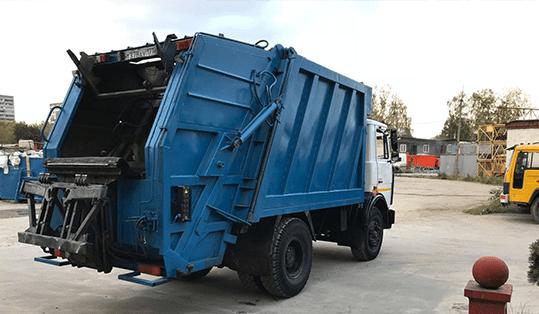 Вывоз отходов в Москве